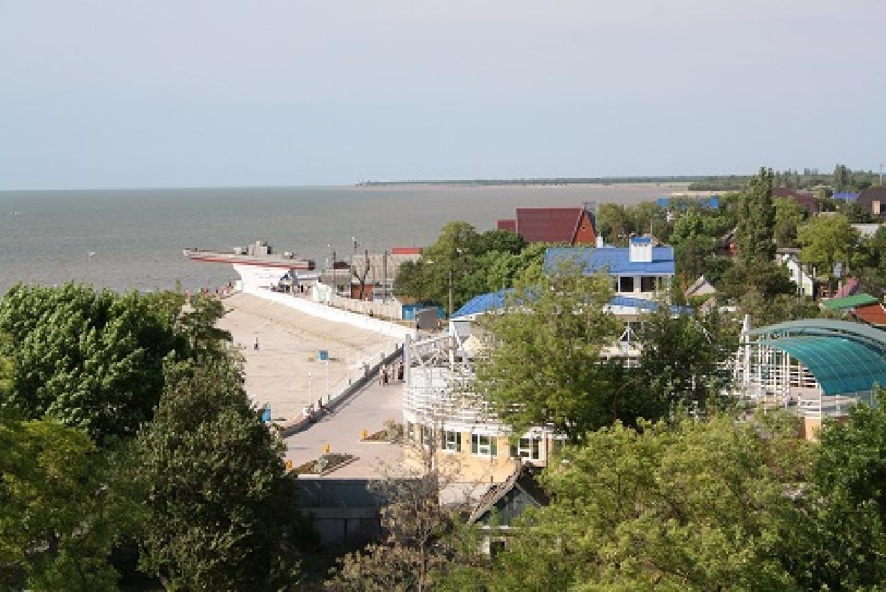 Приморск фото пляжей и набережной